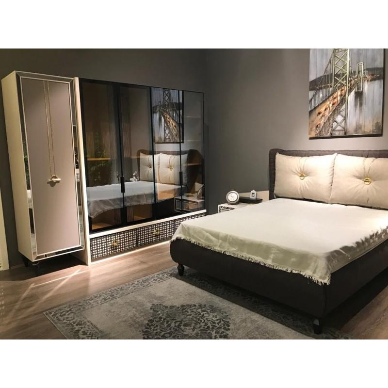 Dormitor Metropolis