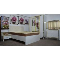 Dormitor Elegance White