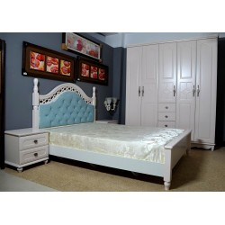 Dormitor Freedom Turcoaz 160 x 200