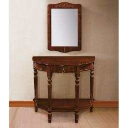 Consola Amber cu oglinda...
