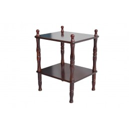 raft 2 polite lemn , living sau hol, pentru decoratiuni sau depozitare obiecte de mici dimensiuni.
