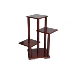 suport decorativ din lemn, pentru hol sau living , suport flori sau obiecte de mici dimensiuni.