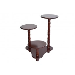 suport din lemn adecvat pentru ghivece flori, sau alte obiecte decorative