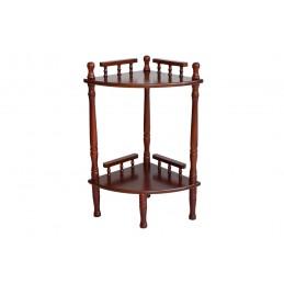 raft lemn , piesa de mobilier pentru living sau hol.